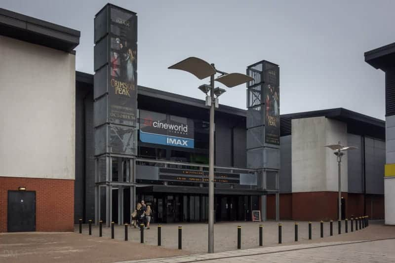 Cineworld Ashton-under-Lyne, Ashton Leisure Park