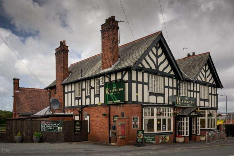 Rivington Pub & Grill, Station Road, Blackrod