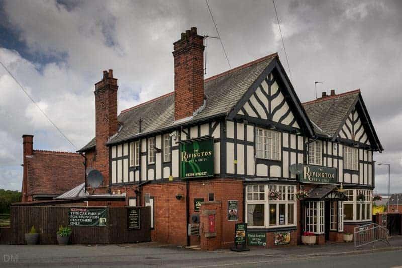Rivington Pub & Grill, Station Road, Blackrod