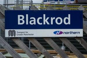 Blackrod Train Station