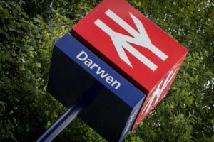Darwen Train Station