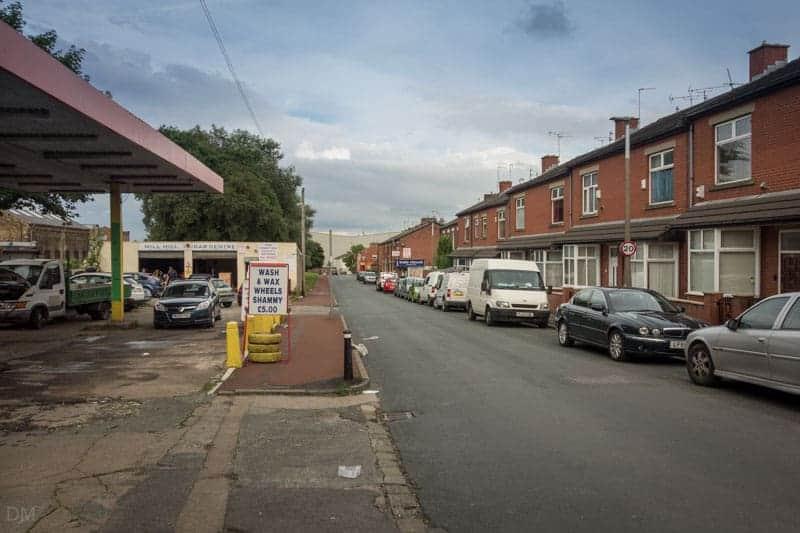 Parkinson Street, Mill Hill, Blackburn, Lancashire