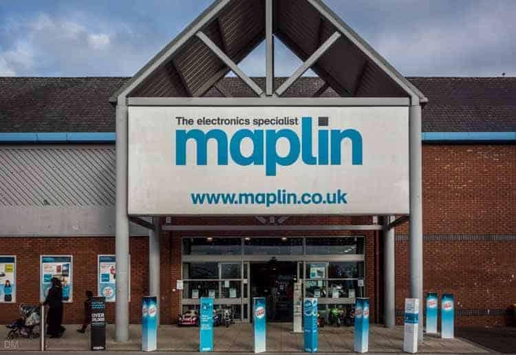 Maplin, Peel Centre Blackburn