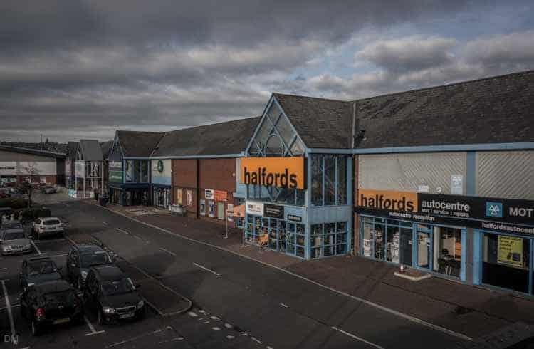 Peel Centre Blackburn