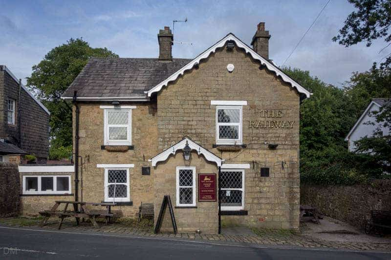 The Railway Pub, Pleasington Lane, Pleasington Blackburn