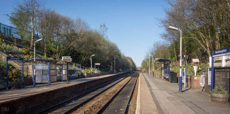 Westhoughton Train Station, Bolton