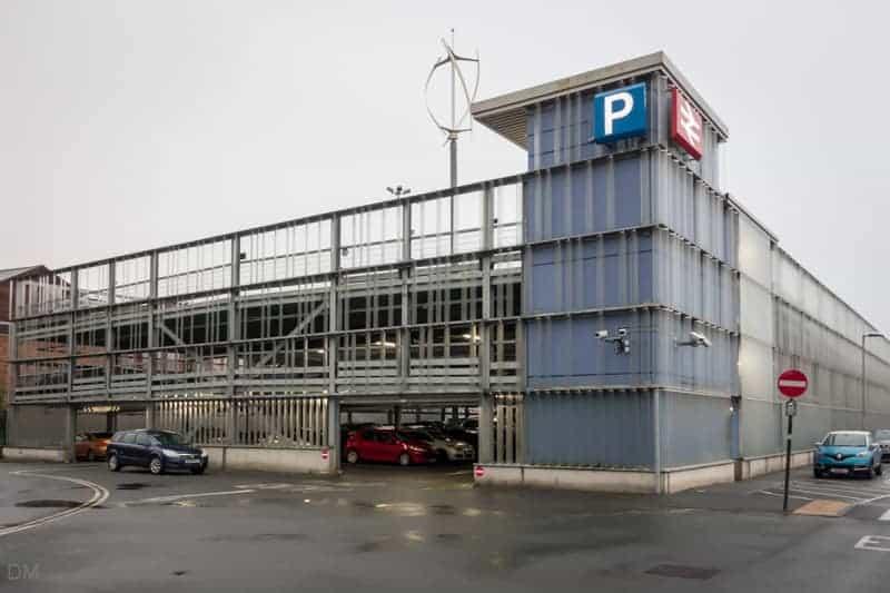 Wigan North Western Car Park Postcode