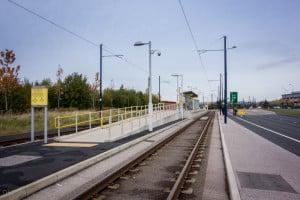Ashton Moss Metrolink Station