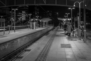 Manchester Victoria Metrolink Station