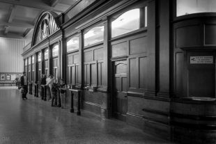 Manchester Victoria Train Station
