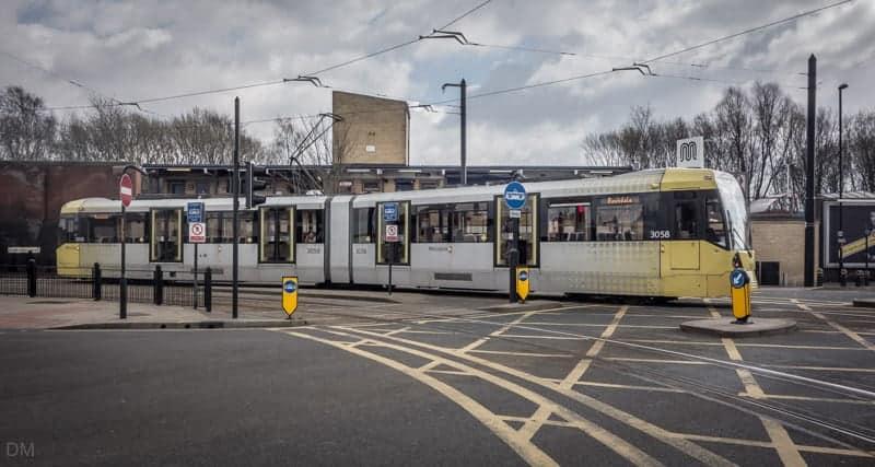 East Didsbury Tram Car Park