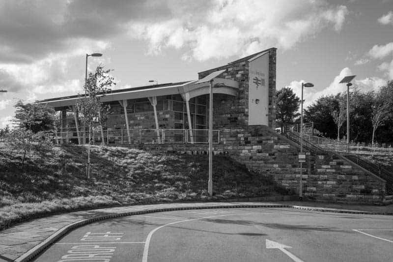 Accrington Train Station