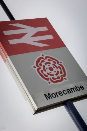 Morecambe Train Station