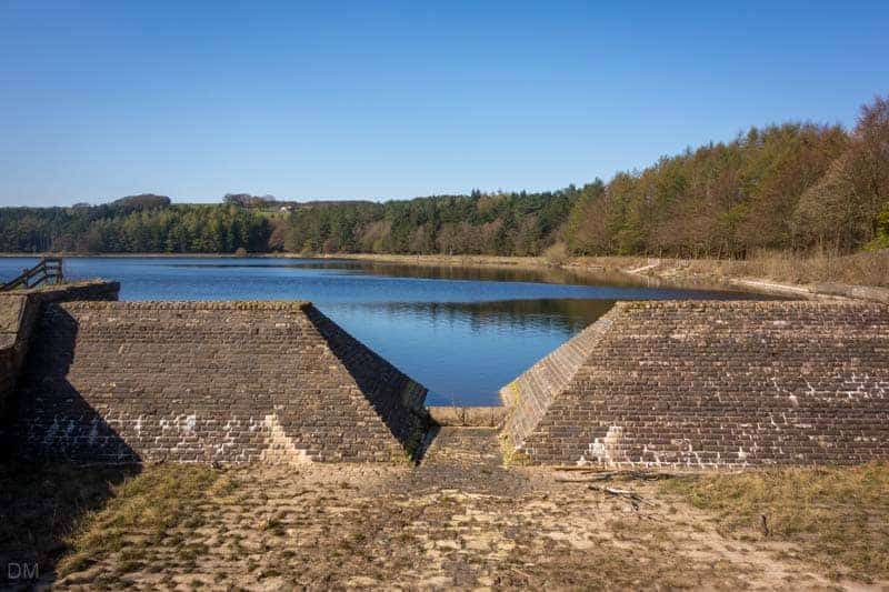 Entwistle Dam