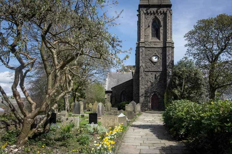 Emmanuel Church, Ramsbottom, Holcombe