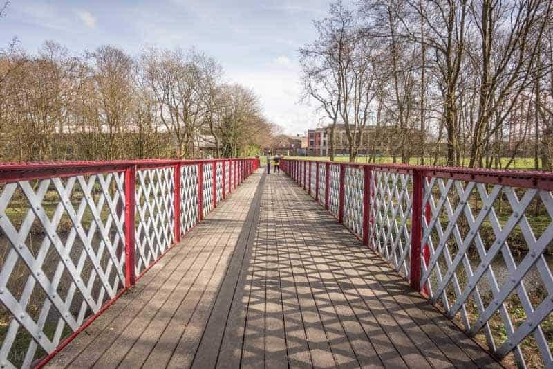 Dobson Bridge, Bolton
