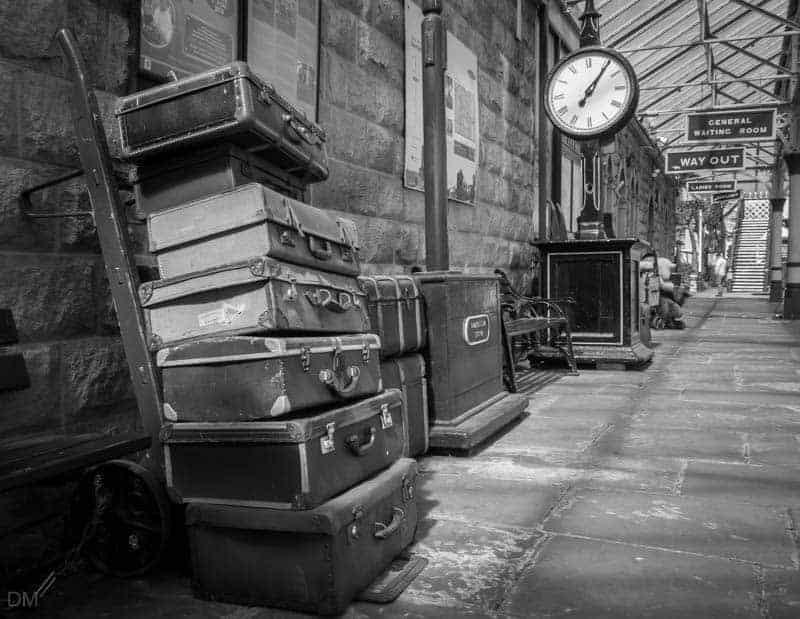 Ramsbottom Train Station - East Lancashire Railway