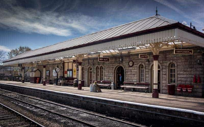 Ramsbottom Train Station