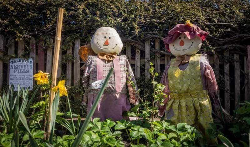 Gardeners at Ramsbottom Train Station