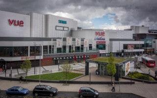 Vue Cinema, The Rock, Bury