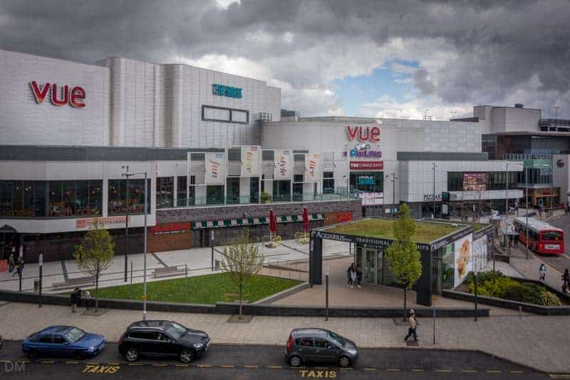 Vue Cinema, The Rock, Bury