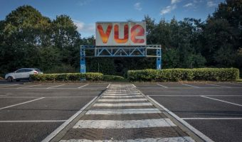 Vue Cinema at Capitol Centre, Preston