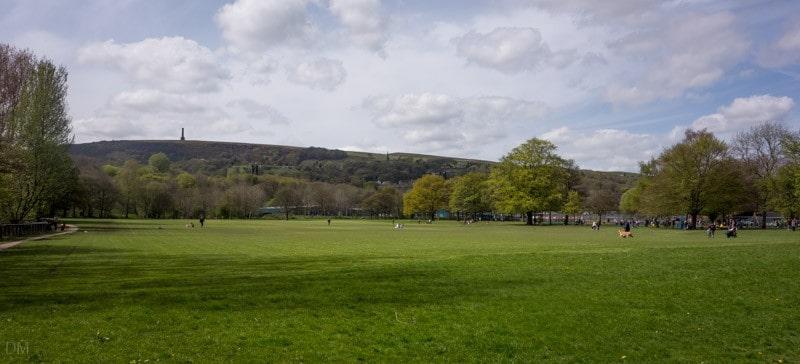 Nuttall Park, Ramsbottom