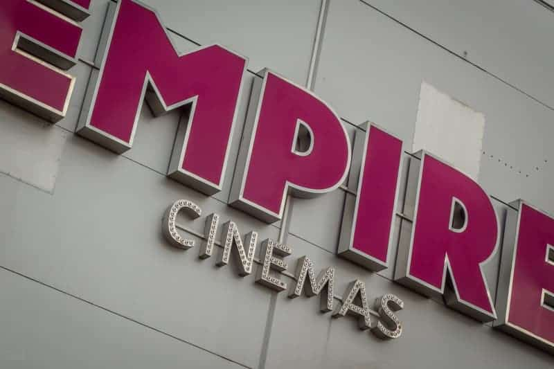 Empire Cinema Robin Park Wigan