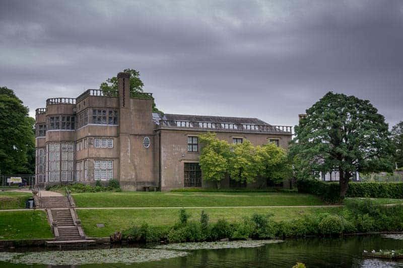 Astley Hall, Chorley, Lancashire