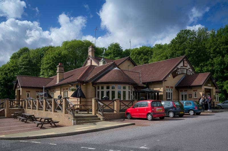 Cotton Kier Fayre & Square pub at The Valley leisure park in Bolton, Greater Manchester
