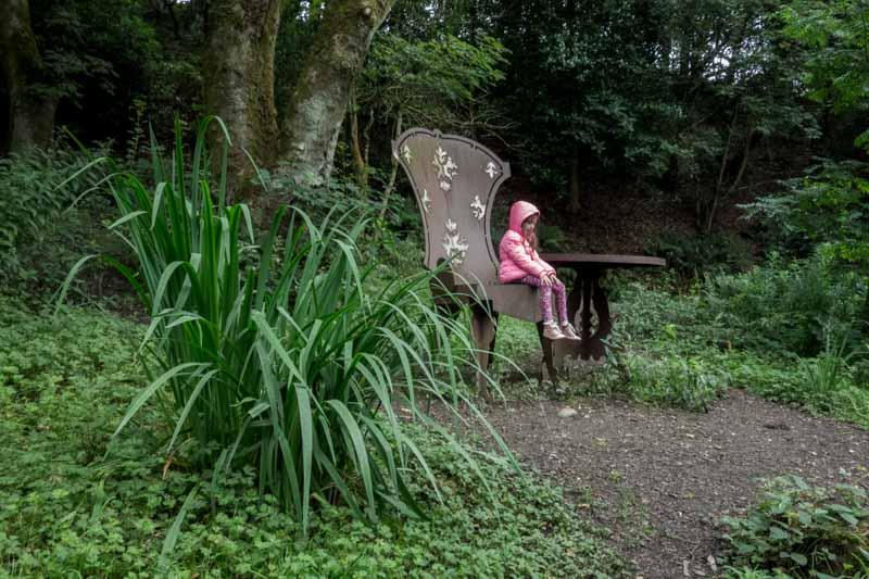 Huntington's Parlour Sculpture, Bold Venture Park, Darwen