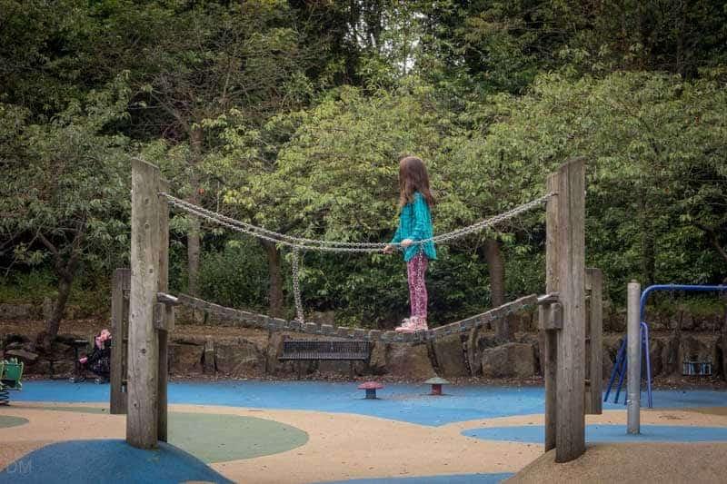 Playground, Bold Venture Park, Darwen