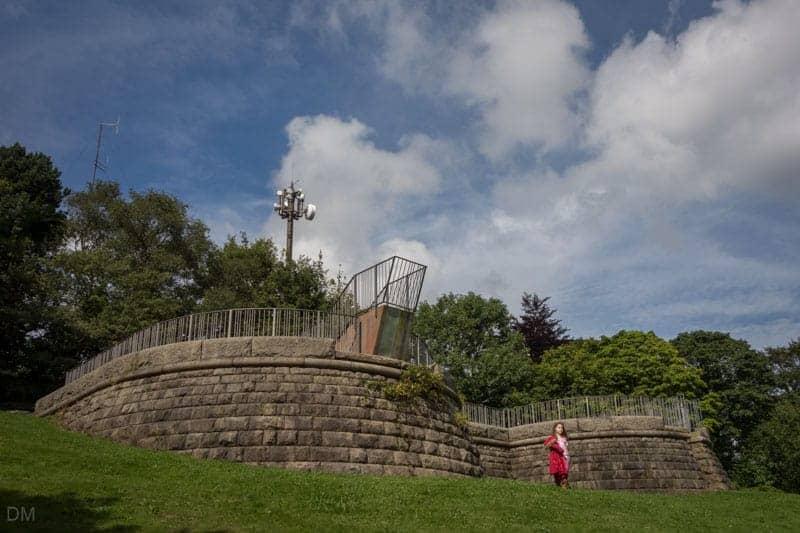 Colourfields Panopticon in Blackburn
