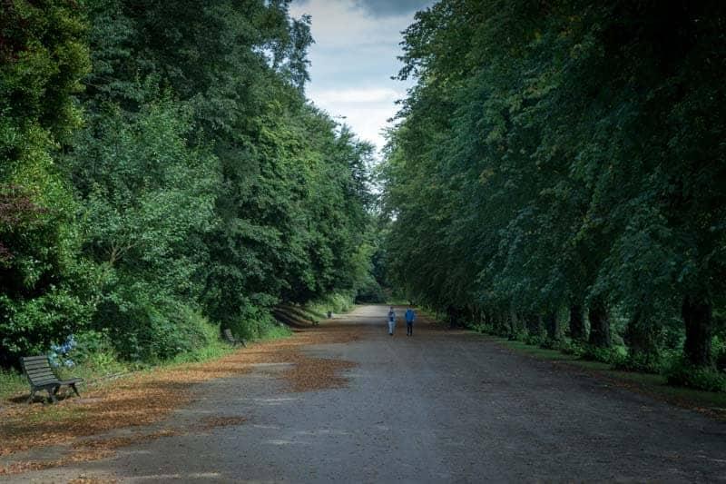 Broad Walk, Corporation Park, Blackburn