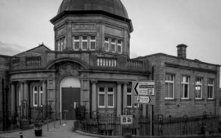 Darwen Library Theatre, Darwen, Lancashire