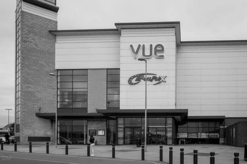 Vue Cinema Blackburn, Peel Leisure and Retail Park