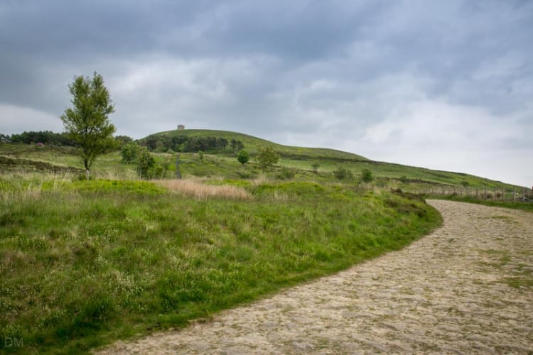Lancaster Garden Walk: Rivington Pike Walk