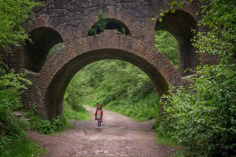 Lever Bridge (Seven Arch Bridge), Rivington