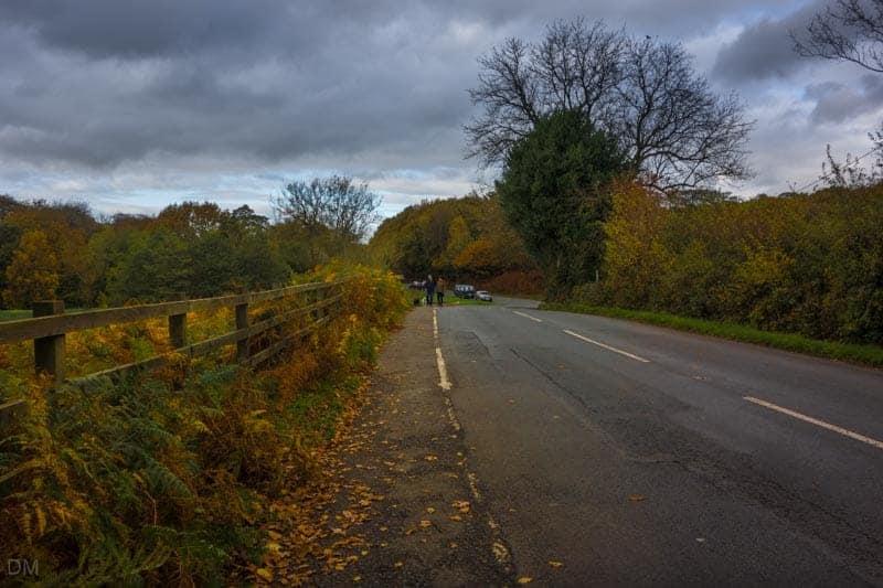 Rivington Lane, Rivington, near Bolton