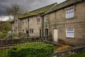 Great House Information Centre at Rivington, Bolton
