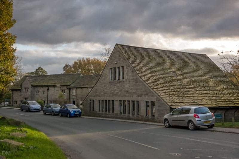 Great House Barn Cafe Rivington Near Bolton