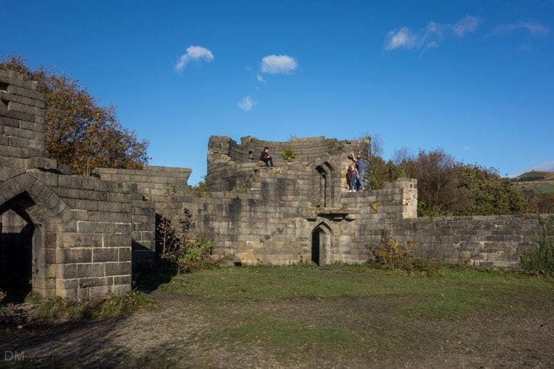 Liverpool Castle, Rivington