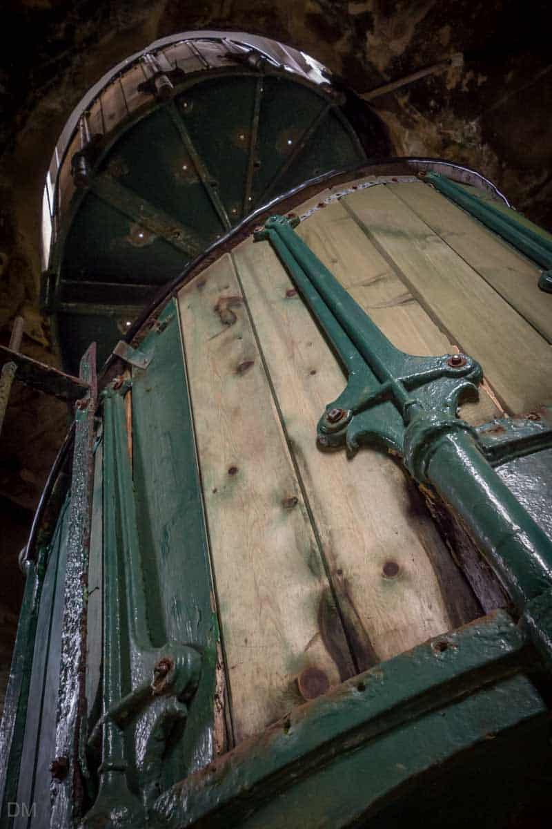 Staircase, Darwen Tower, Lancashire