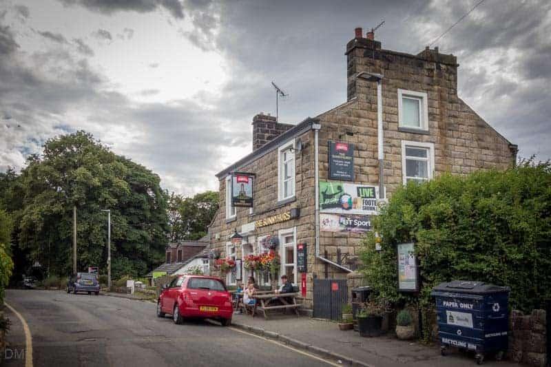 Sunnyhurst Pub, Darwen, Lancashire