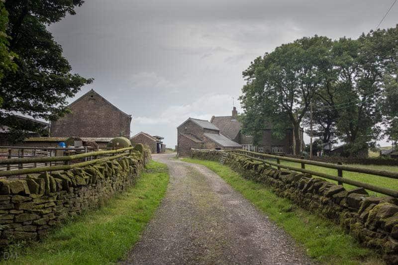 Ryal Farm. Ryal Fold, Darwen, Lancashire