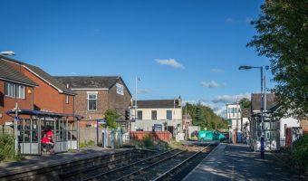 Platforms - Bamber Bridge Train Station