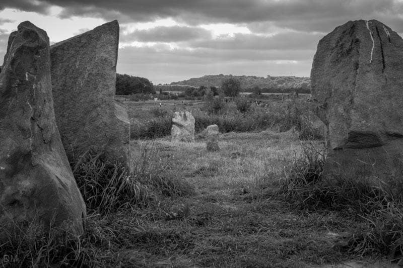 Stone Circle at Brockholes