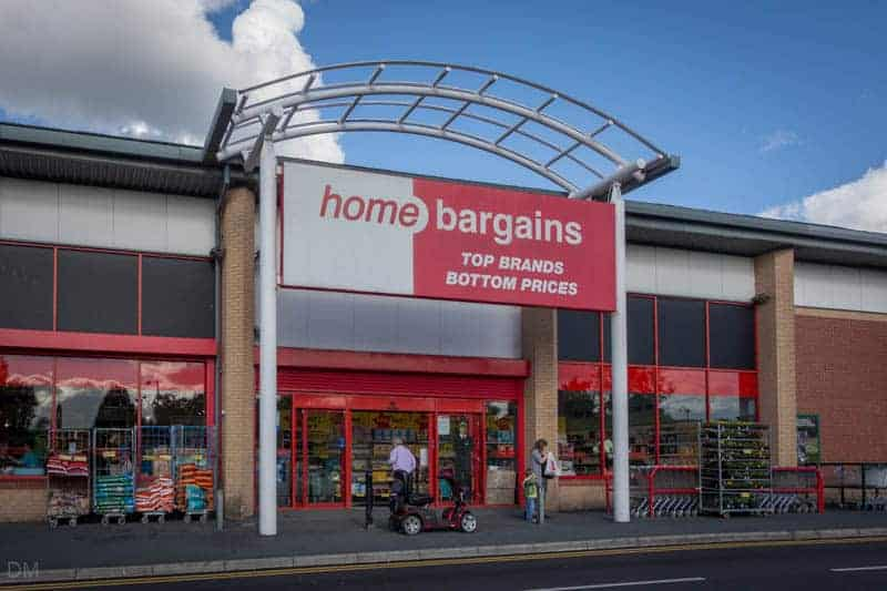Home Bargains, Eastgate Retail Park, Accrington