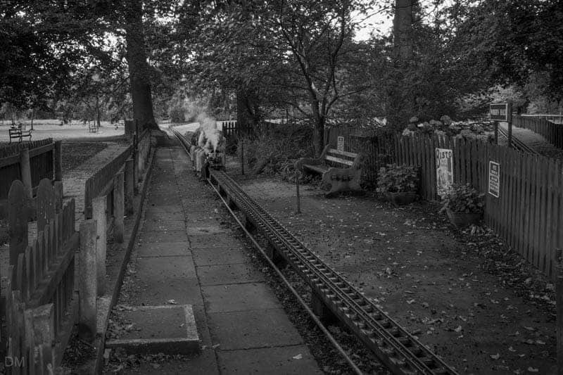 Worden Park Miniature Railway, Leyland Society of Model Engineers