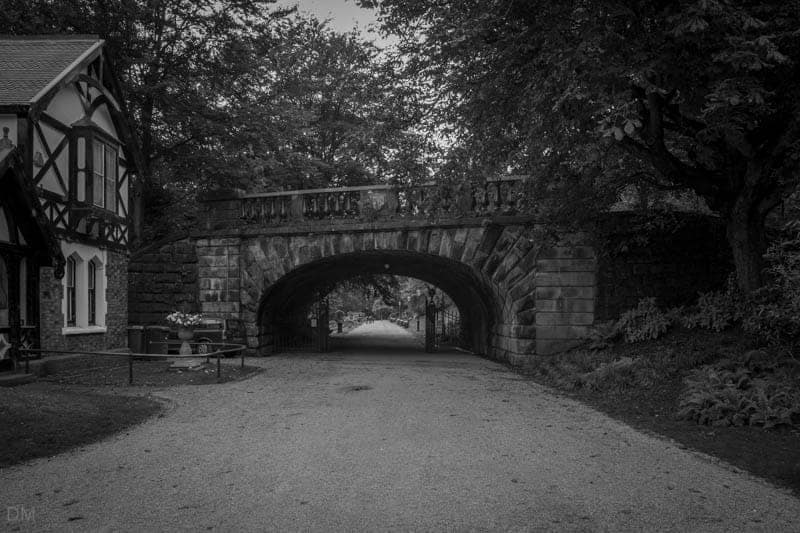 Ivy Bridge at Miller Park in Preston.